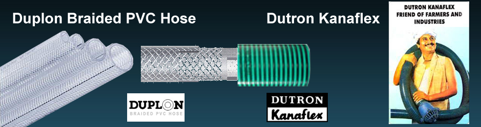 gujart belts and tools/dunlop braided pvc dealers in vadodara
